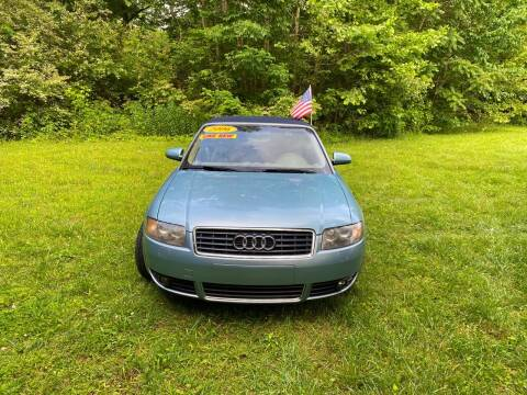 2006 Audi A4 for sale at Midtown Motors in Greenbrier TN