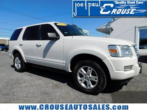 2010 Ford Explorer for sale at Joe and Paul Crouse Inc. in Columbia PA