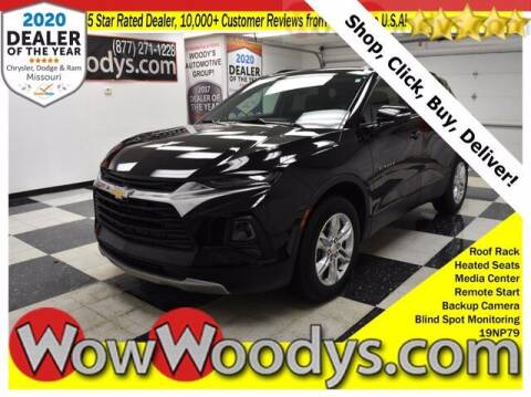 2019 Chevrolet Blazer for sale at WOODY'S AUTOMOTIVE GROUP in Chillicothe MO