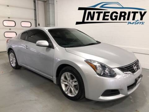 2012 Nissan Altima for sale at Integrity Motors, Inc. in Fond Du Lac WI