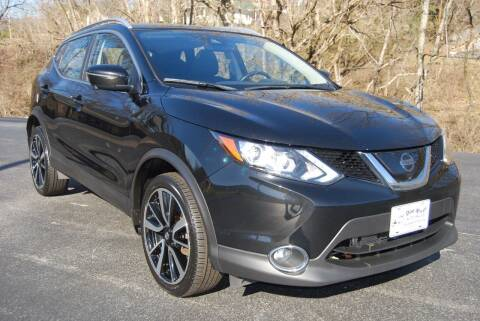 2017 Nissan Rogue Sport for sale at DOE RIVER AUTO SALES in Elizabethton TN