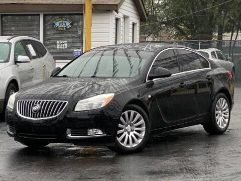 2011 Buick Regal for sale at Kugman Motors in Saint Louis MO