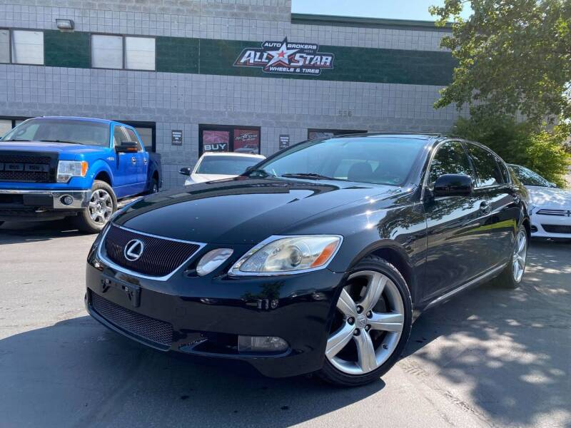 2007 Lexus GS 350 for sale at All-Star Auto Brokers in Layton UT