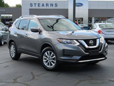 2018 Nissan Rogue for sale at Stearns Ford in Burlington NC