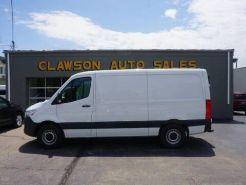 2019 Freightliner Sprinter Cargo for sale at Clawson Auto Sales in Clawson MI
