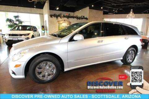 2008 Mercedes-Benz R-Class for sale at Discover Pre-Owned Auto Sales in Scottsdale AZ