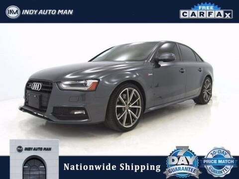 2015 Audi S4 for sale at INDY AUTO MAN in Indianapolis IN