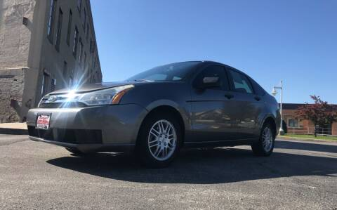 2010 Ford Focus for sale at Budget Auto Sales Inc. in Sheboygan WI