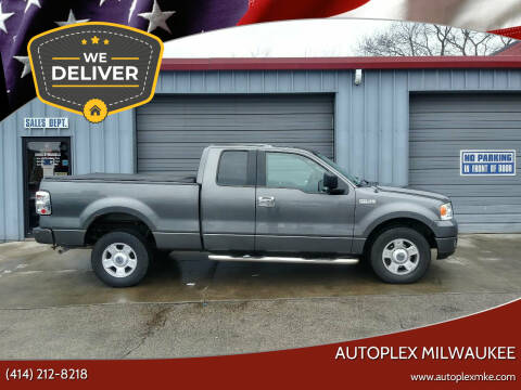2004 Ford F-150 for sale at Autoplex 2 in Milwaukee WI