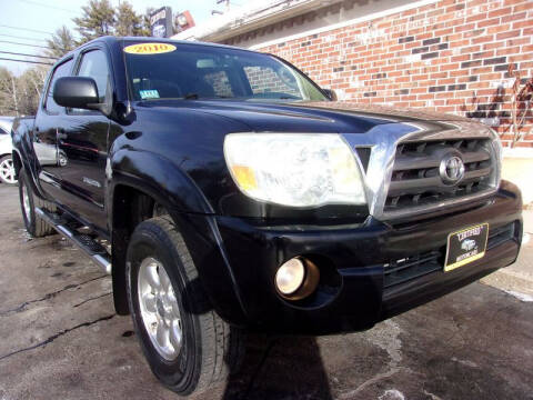 2010 Toyota Tacoma for sale at Certified Motorcars LLC in Franklin NH