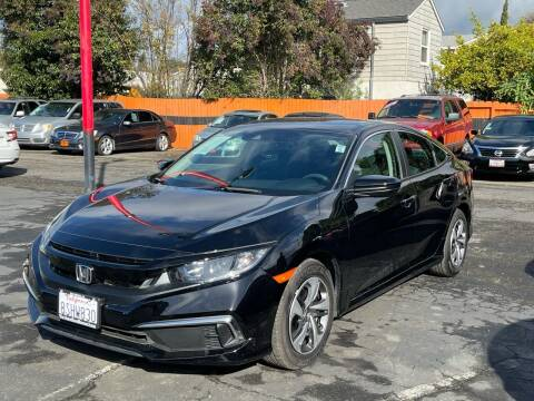 2020 Honda Civic for sale at City Motors in Hayward CA
