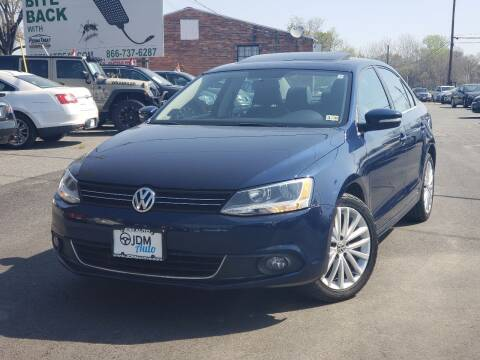 2012 Volkswagen Jetta for sale at JDM Auto in Fredericksburg VA