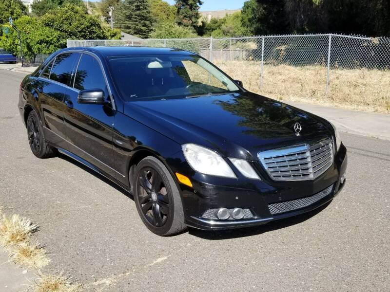 2011 Mercedes-Benz E-Class for sale at Gateway Motors in Hayward CA