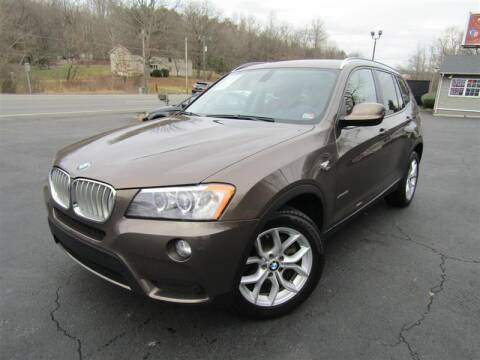 2012 BMW X3 for sale at Guarantee Automaxx in Stafford VA