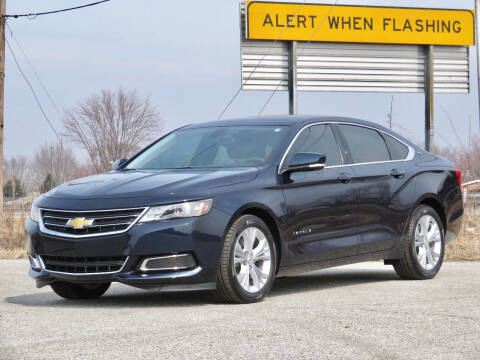 2015 Chevrolet Impala for sale at Tonys Pre Owned Auto Sales in Kokomo IN