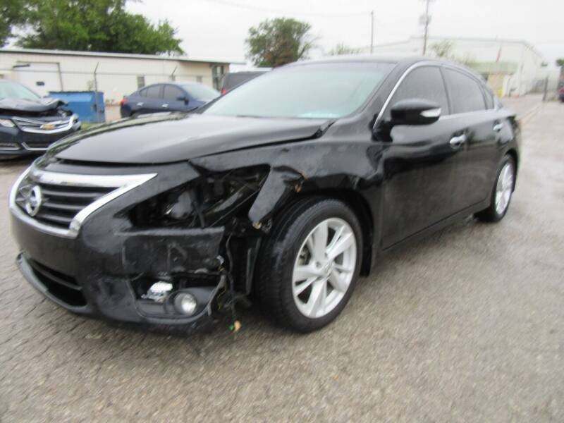 2015 Nissan Altima for sale at Grays Used Cars in Oklahoma City OK