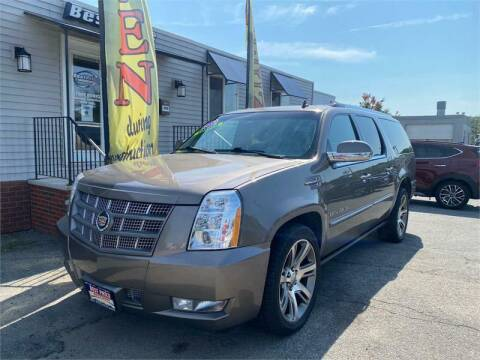 2013 Cadillac Escalade ESV for sale at Best Price Auto Sales in Methuen MA