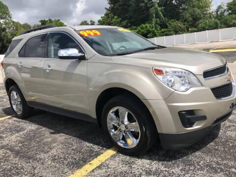 2015 Chevrolet Equinox for sale at Guru Auto Sales in Miramar FL
