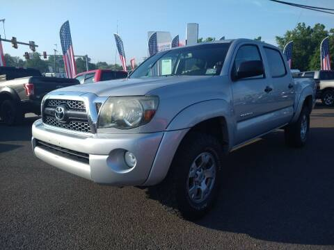 2011 Toyota Tacoma for sale at P J McCafferty Inc in Langhorne PA
