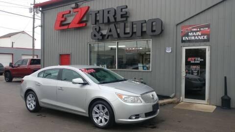 2011 Buick LaCrosse for sale at EZ Tire & Auto in North Tonawanda NY