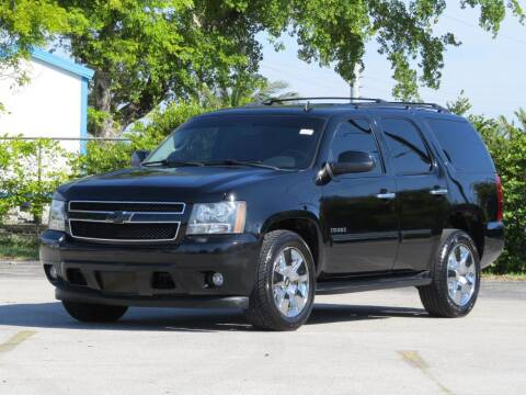 2012 Chevrolet Tahoe for sale at DK Auto Sales in Hollywood FL