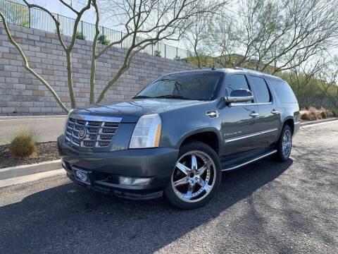 2008 Cadillac Escalade ESV for sale at AUTO HOUSE TEMPE in Tempe AZ
