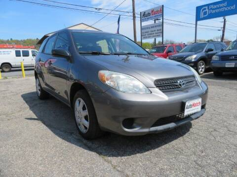 2005 Toyota Matrix for sale at Auto Match in Waterbury CT
