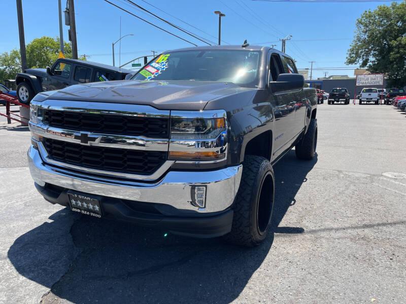 2016 Chevrolet Silverado 1500 for sale at 5 Star Auto Sales in Modesto CA