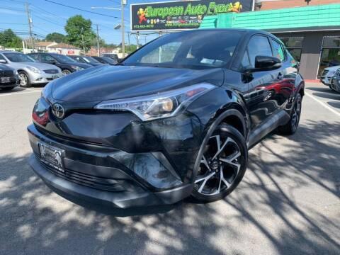 2019 Toyota C-HR for sale at EUROPEAN AUTO EXPO in Lodi NJ