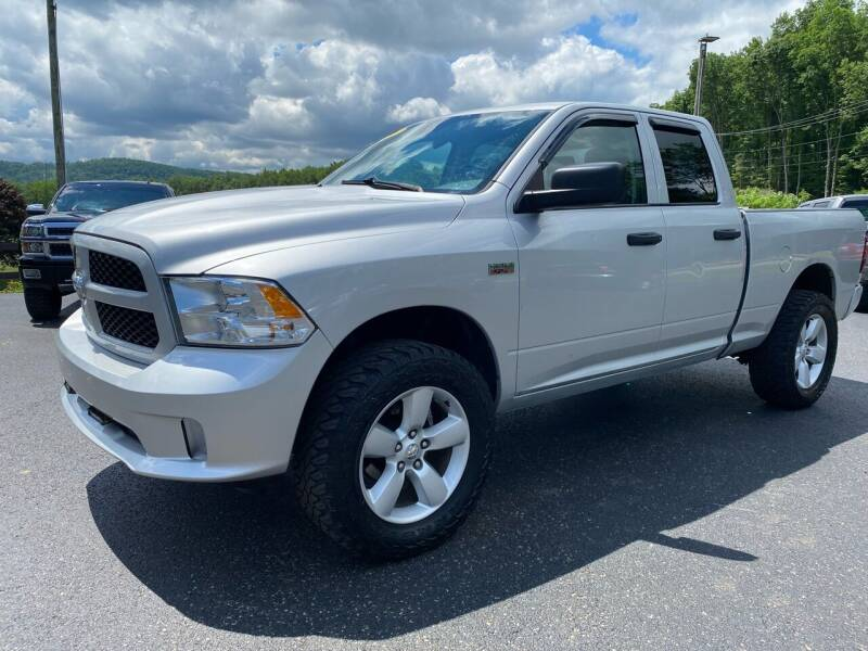 2013 RAM Ram Pickup 1500 for sale at Pine Grove Auto Sales LLC in Russell PA