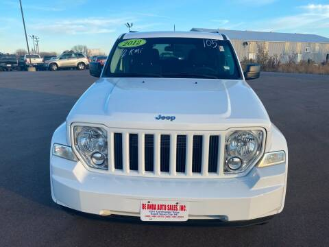 2012 Jeep Liberty for sale at De Anda Auto Sales in South Sioux City NE