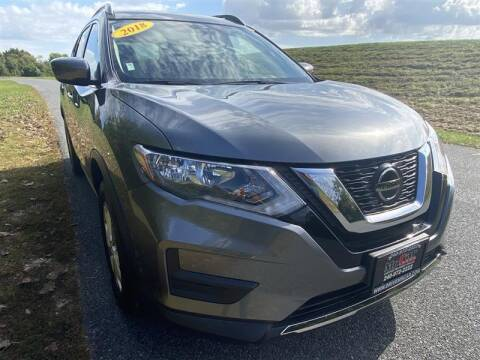 2018 Nissan Rogue for sale at Mr. Car LLC in Brentwood MD