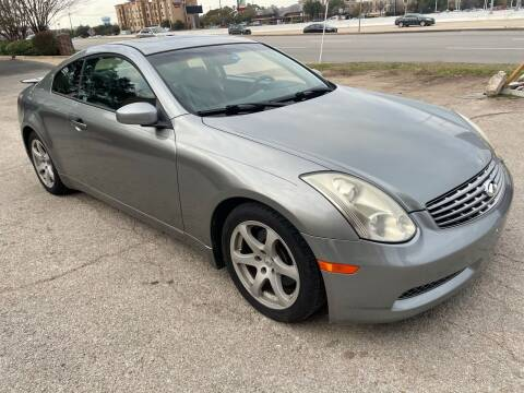 2007 Infiniti G35 for sale at Austin Direct Auto Sales in Austin TX