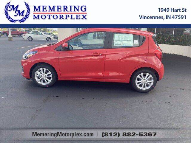 2021 Chevrolet Spark for sale in Vincennes, IN