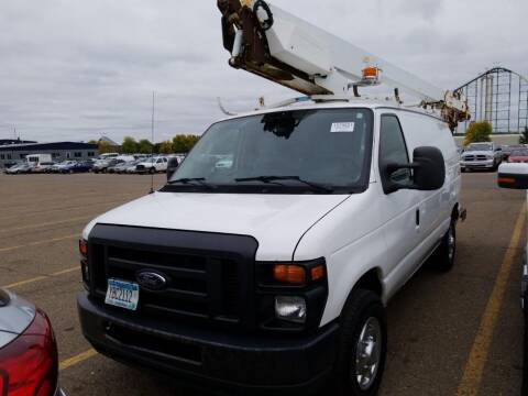 2010 Ford E-Series Cargo for sale at LUXURY IMPORTS AUTO SALES INC in North Branch MN