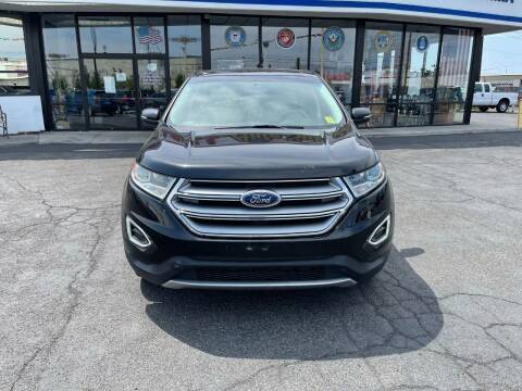 2017 Ford Edge for sale at Better All Auto Sales in Yakima WA