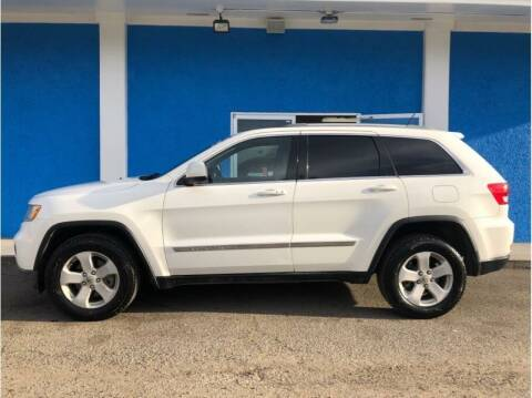 2011 Jeep Grand Cherokee for sale at Khodas Cars in Gilroy CA