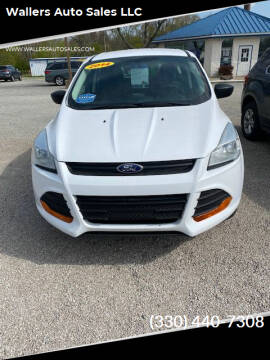 2014 Ford Escape for sale at Wallers Auto Sales LLC in Dover OH