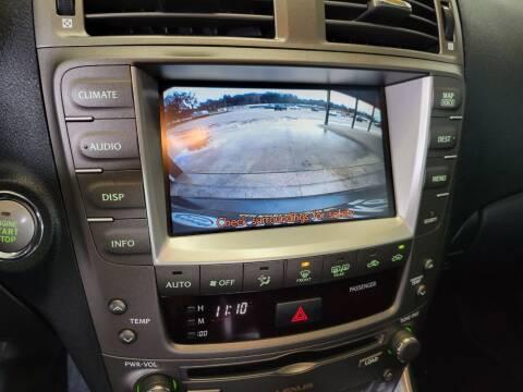 2008 Lexus IS 250 for sale at COOPER AUTO SALES in Oneida TN