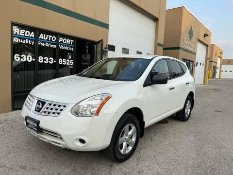 2010 Nissan Rogue for sale at REDA AUTO PORT INC in Villa Park IL