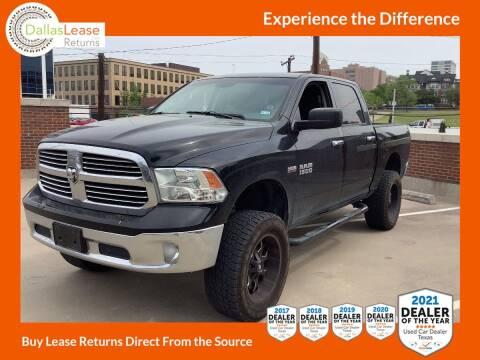 2014 RAM Ram Pickup 1500 for sale at Dallas Auto Finance in Dallas TX