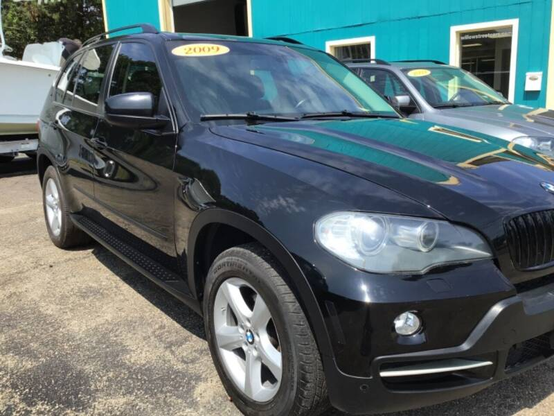 2009 BMW X5 for sale at Willow Street Motors in Hyannis MA
