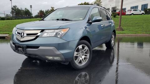 2007 Acura MDX for sale at Aren Auto Group in Sterling VA