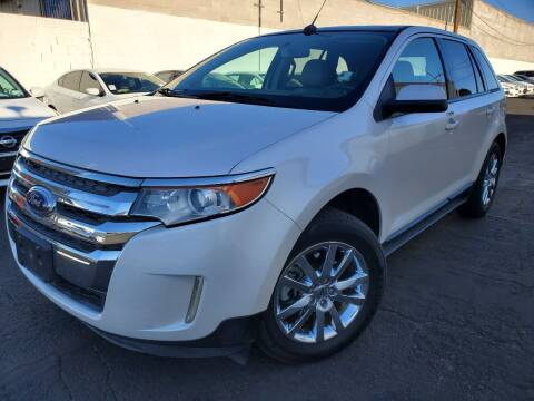2013 Ford Edge for sale at Auto Center Of Las Vegas in Las Vegas NV