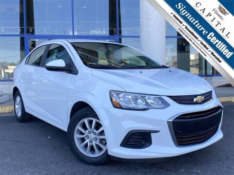 2017 Chevrolet Sonic for sale at Southern Auto Solutions - Capital Cadillac in Marietta GA