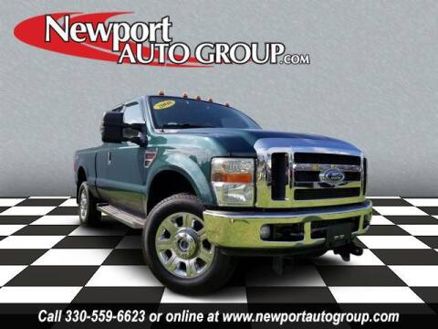 2008 Ford F-350 Super Duty for sale at Newport Auto Group in Austintown OH