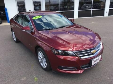 2016 Chevrolet Impala for sale at Gross Motors of Marshfield in Marshfield WI