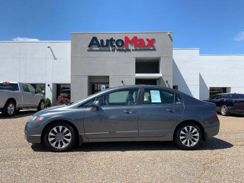 2009 Honda Civic for sale at AutoMax of Memphis - V Brothers in Memphis TN