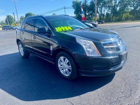 2012 Cadillac SRX for sale at Used Car Factory Sales & Service Troy in Troy OH