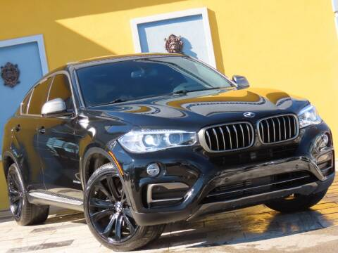 2017 BMW X6 for sale at Paradise Motor Sports LLC in Lexington KY